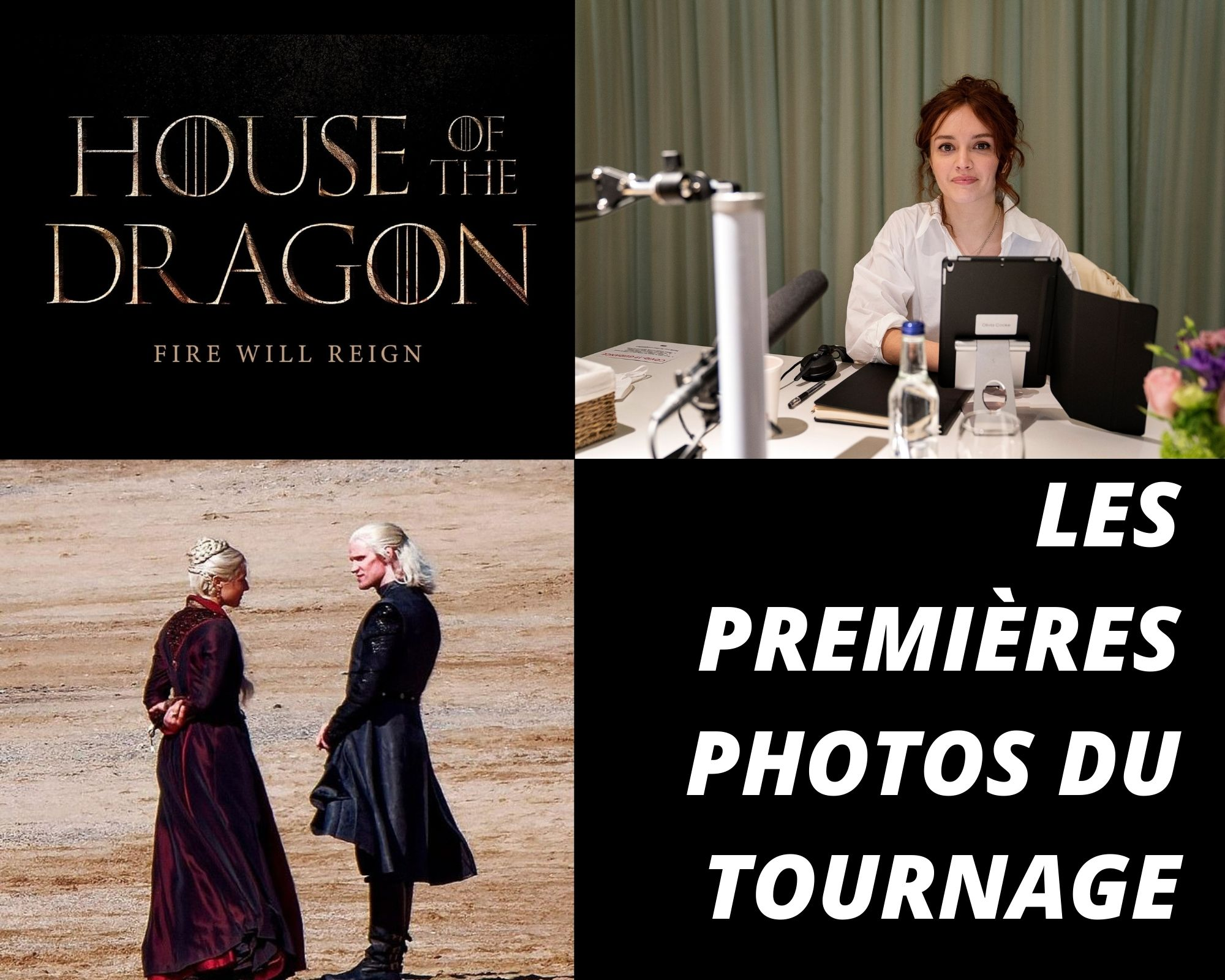 Game of thrones prequel - House of the dragon